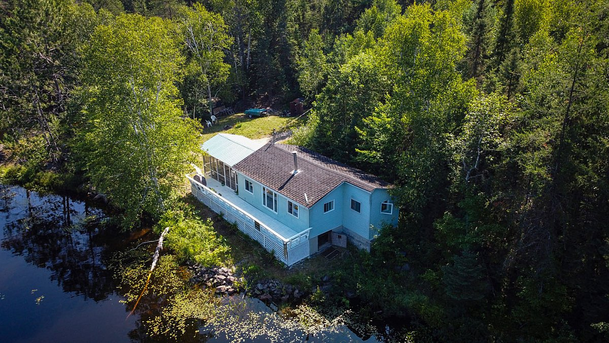 Elbow Lake Road - Sudbury Real Estate Photography